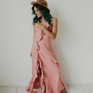 Dresses & Skirts - PINK Maxi Dress